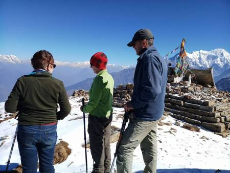 Langtang Valley Trek – 11 Jours