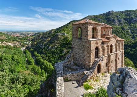 A Trip To Asen'S Fortress And Bachkovo Monastery