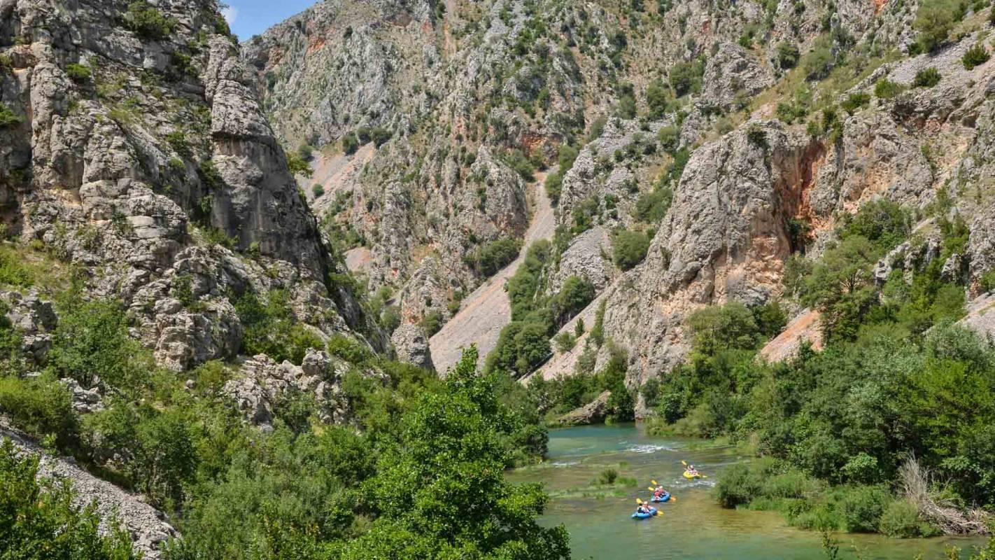 Croatia Yoga Adventure
