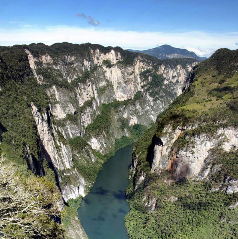 5 Days In The Nature Of Chiapas, Mexico