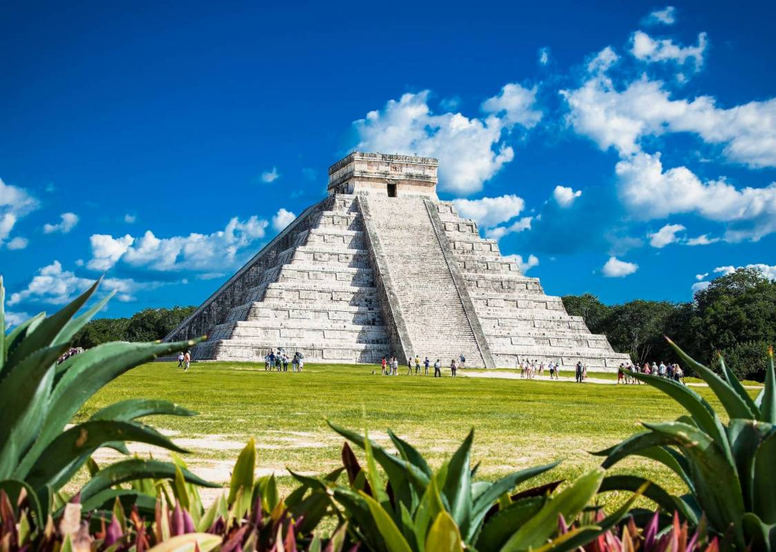 6 Days Of Yucatan Archeological And Ecological, Mexico