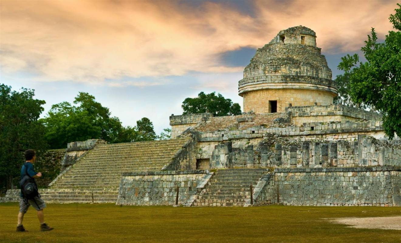 4 Days Of The Best Of Merida, Mexico