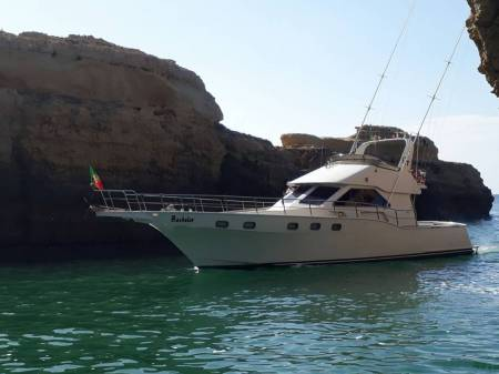 Private Full Day Cruise On The Algarve Coast Departing From Albufeira