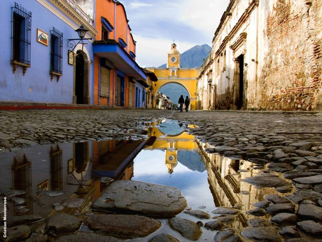 5 Fantastic Days In Guatemala, Departing From Merida, Mexico