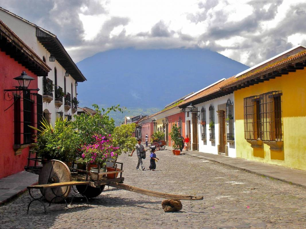 5 Days Of Guatemala Modern And Colonial