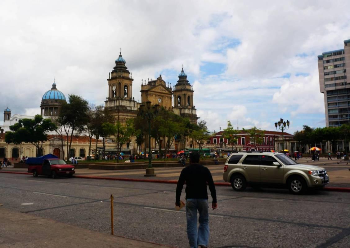 4 Dias De Férias Na Guatemala, Partindo De Mérida, México