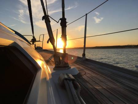 Luxury Sailboat Sunset Tour Along The Tagus River From Belém, Lisbon