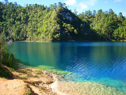 4 Days In Chiapas Between Lakes And Waterfalls, Mexico