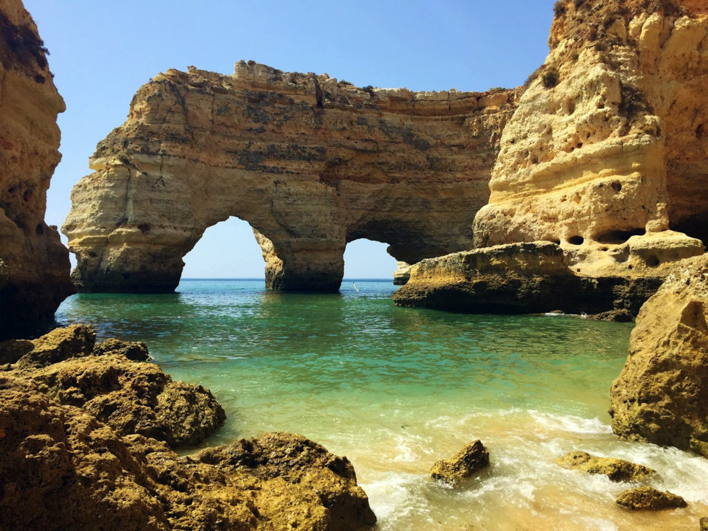 Benagil And Marinha Beach - Caves Tour
