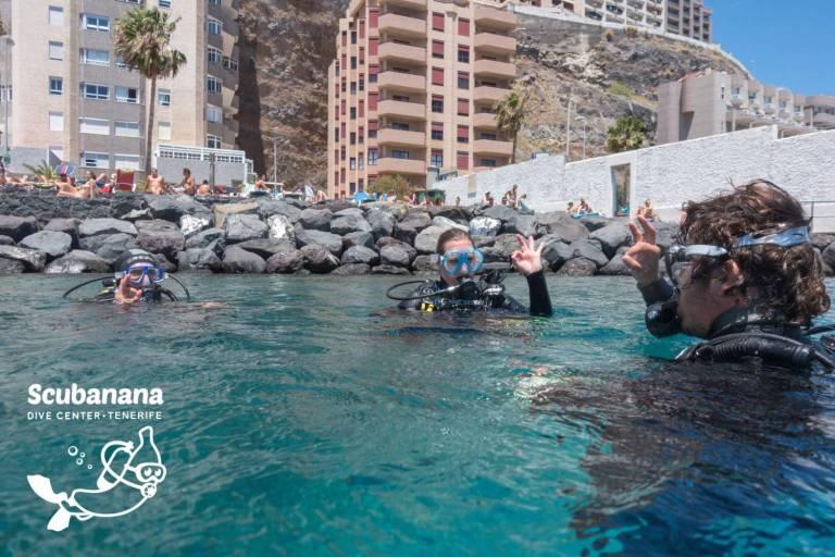 Padi Open Water Diver Course With Certification, El Rosario, Tenerife
