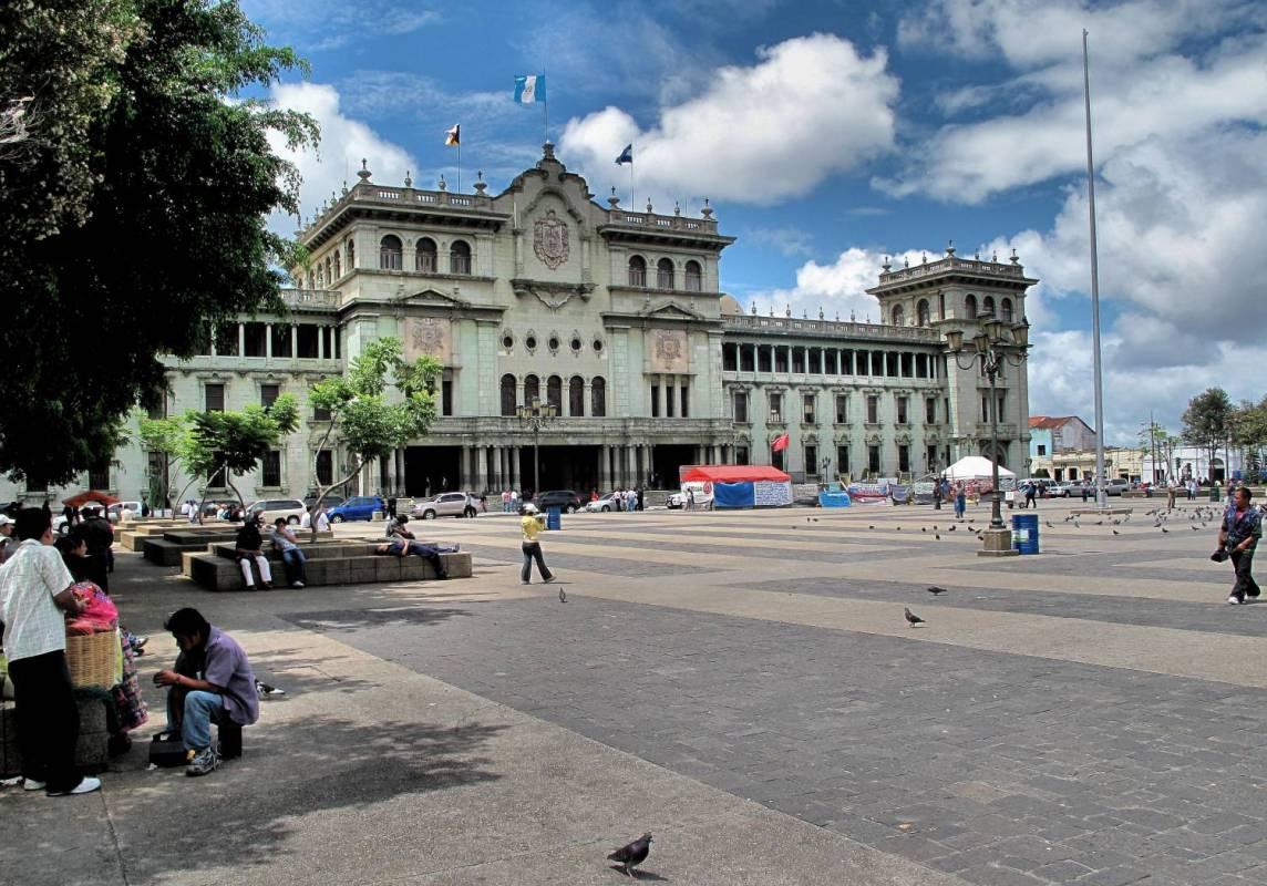 4 Tage Urlaub In Guatemala, Abfahrt Von Merida, Mexiko