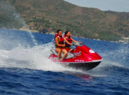 Jet Ski Experience Along The Mediterranean, Barcelona
