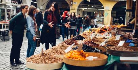 Thessaloniki Food And Culture Tour 4Hr, Greece