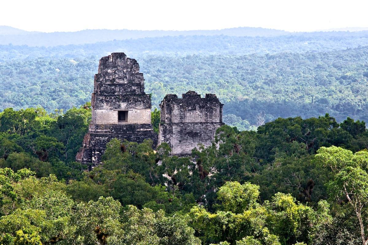 7 Days In The Wonderful Guatemala With Tikal
