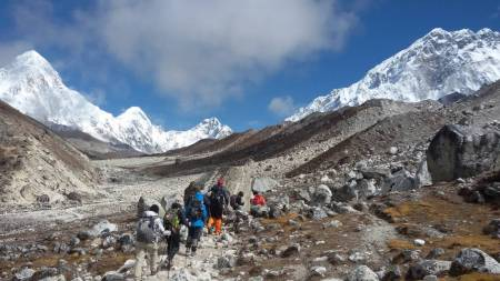 Everest Base Camp Trek For Adventure Lovers