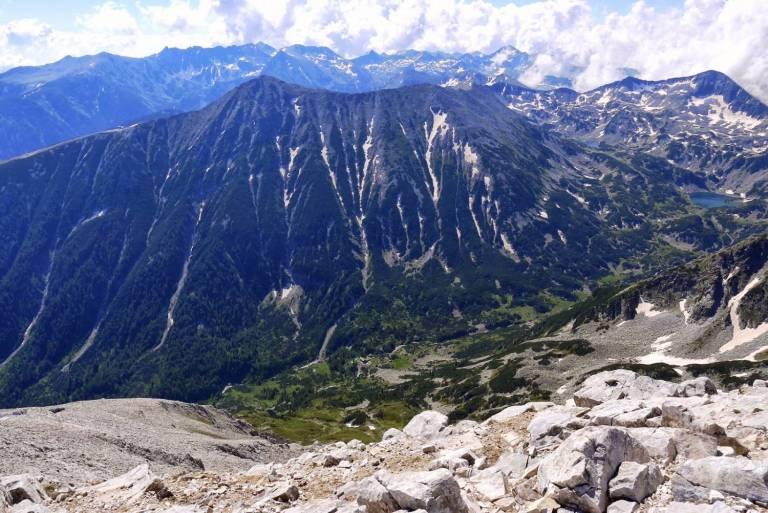 Trekking Along The Marble Ridges Bulgaria Experitour Com