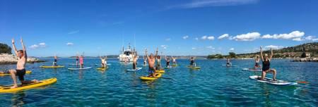 Croacia Yoga Aventura