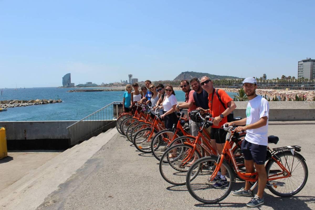 Bike and Paella Tour - Barcelona