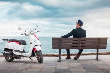 Scooter Rental, Costa De Caparica