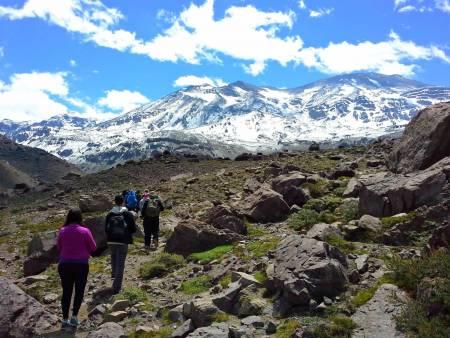 Andes Day Volcano 6K - Cajón Del Maipo From Santiago, Chile