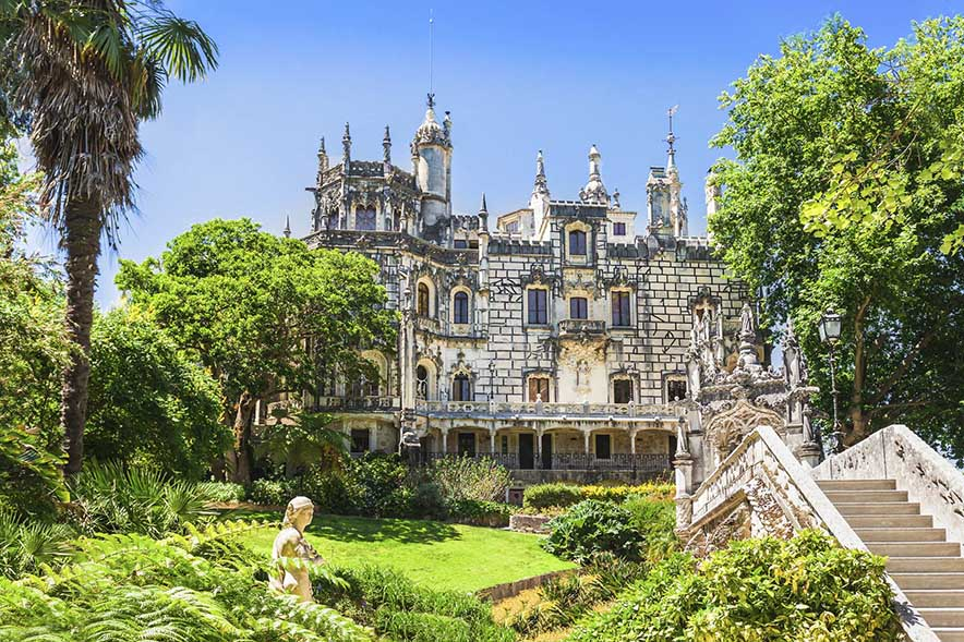 Private Tour Sintra-Cascais