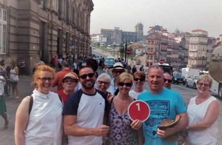 Porto City Tour – Demi-Journée Avec Dégustation De Vin Et Déjeuner Inclus