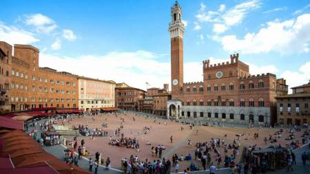 Guided Walking Tour Of Siena, Tuscany
