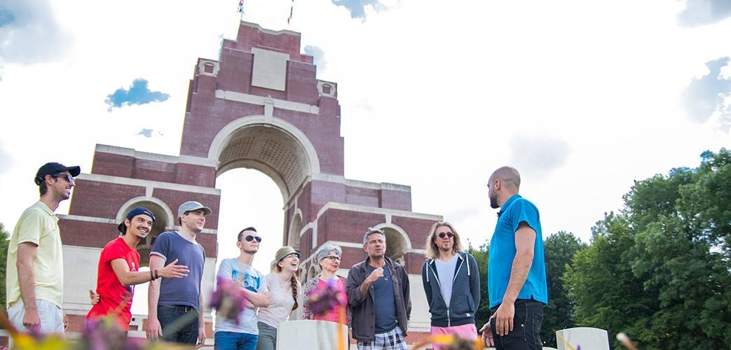 Somme Battlefields Day Trip