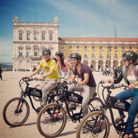 Electric Bike Guided Tour In The Lisbon Hills