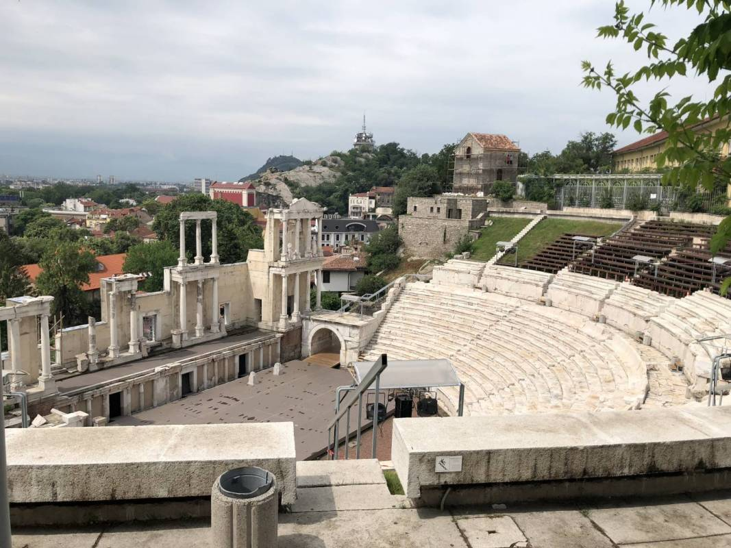 Tour Of Plovdiv With Lunch