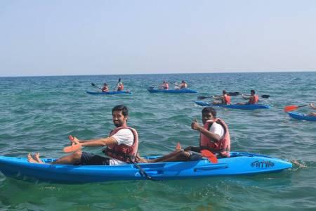 Kayak Vermietung – Ferragudo