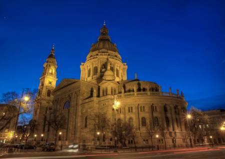 Concerto De Órgão Na Basílica De Santo Estêvão