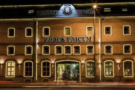 Zwack Unicum Museum Tour