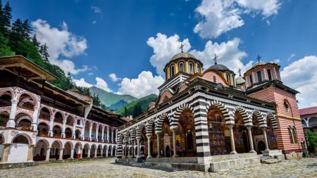 Rila Monastery And Boyana Church With Lunch