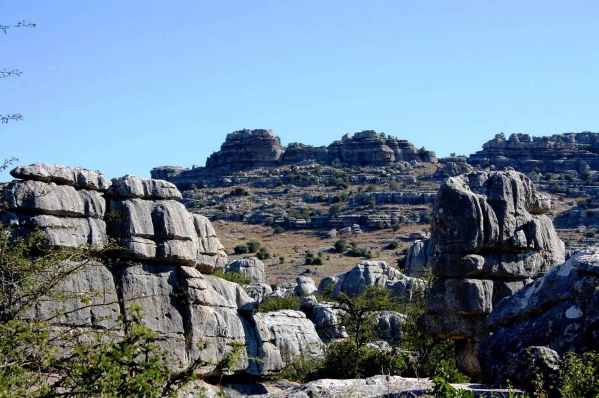 El Torcal And Dolmens With Aperitif