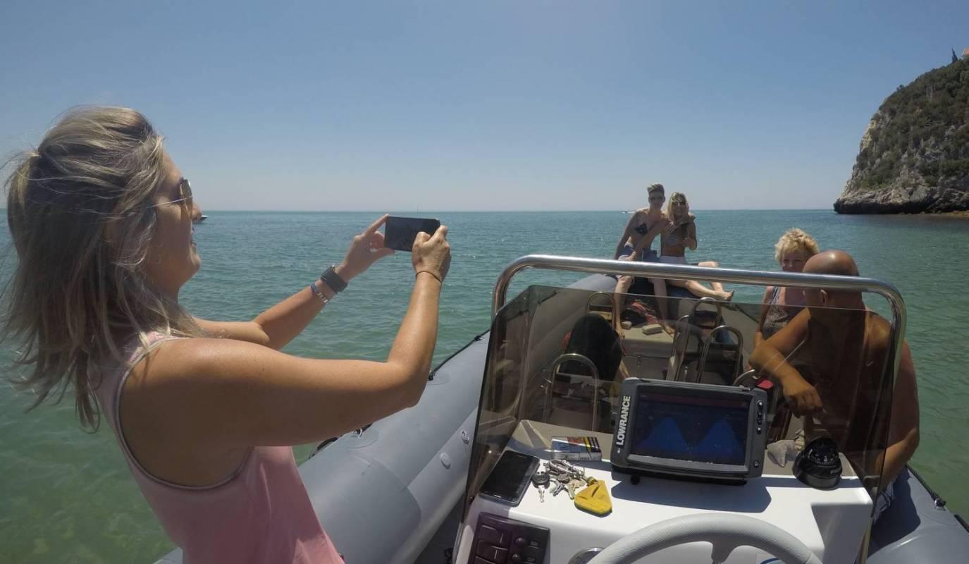 Tour De Observação Dos Golfinhos - Partidas Diárias De Lisboa