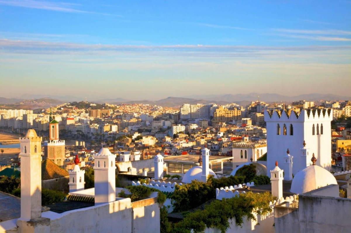 Alternative Tangier Tour From Tarifa