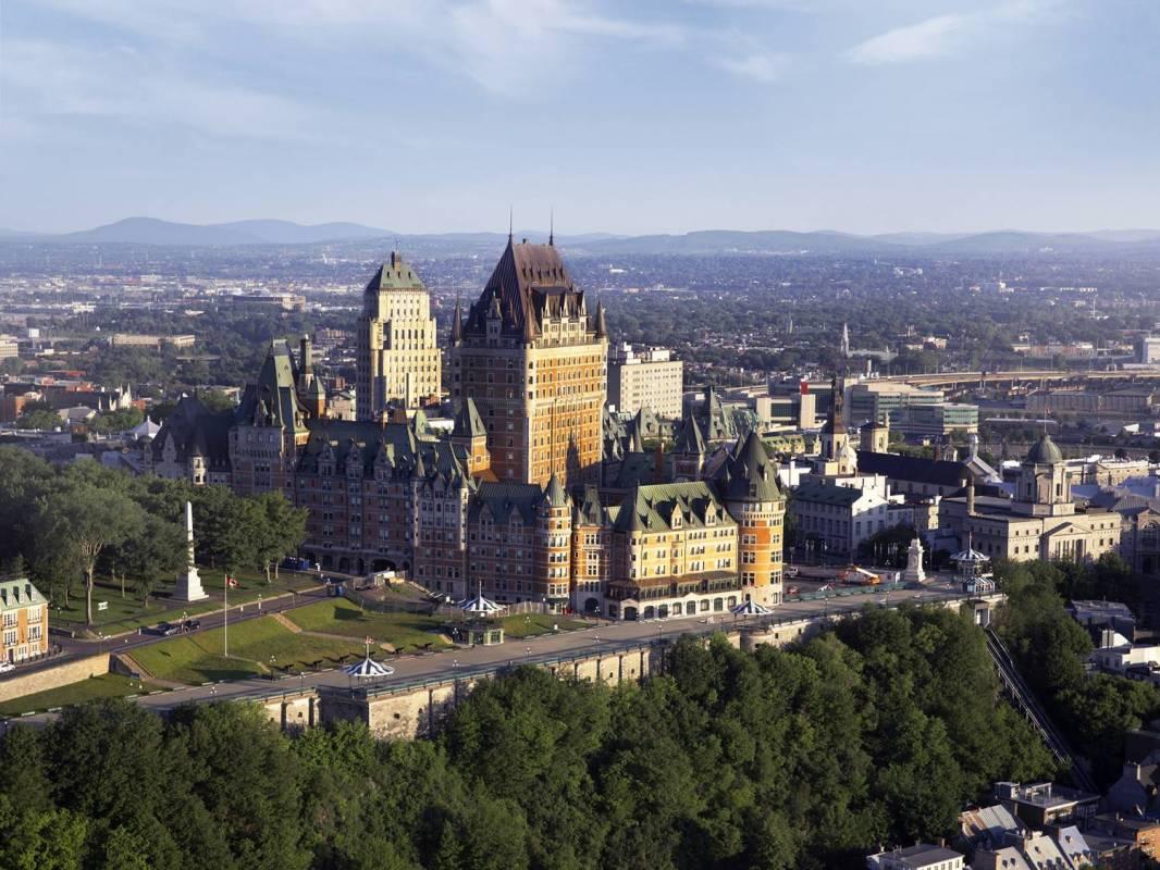 Quebec, The Full Tour
