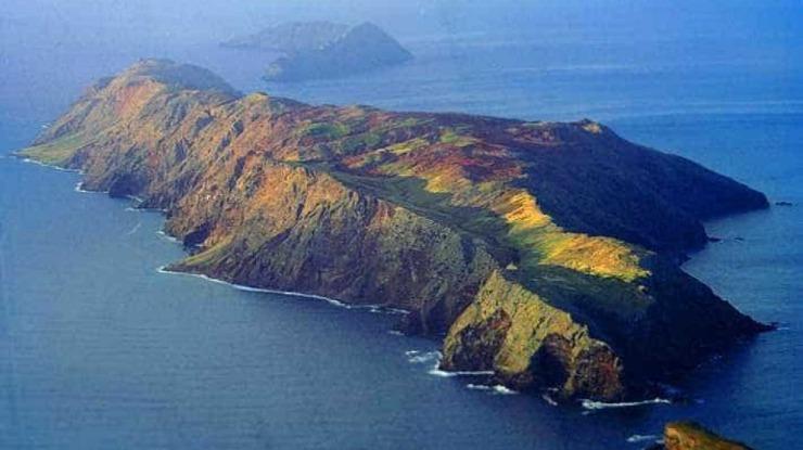 Cruise - Deserted Islands