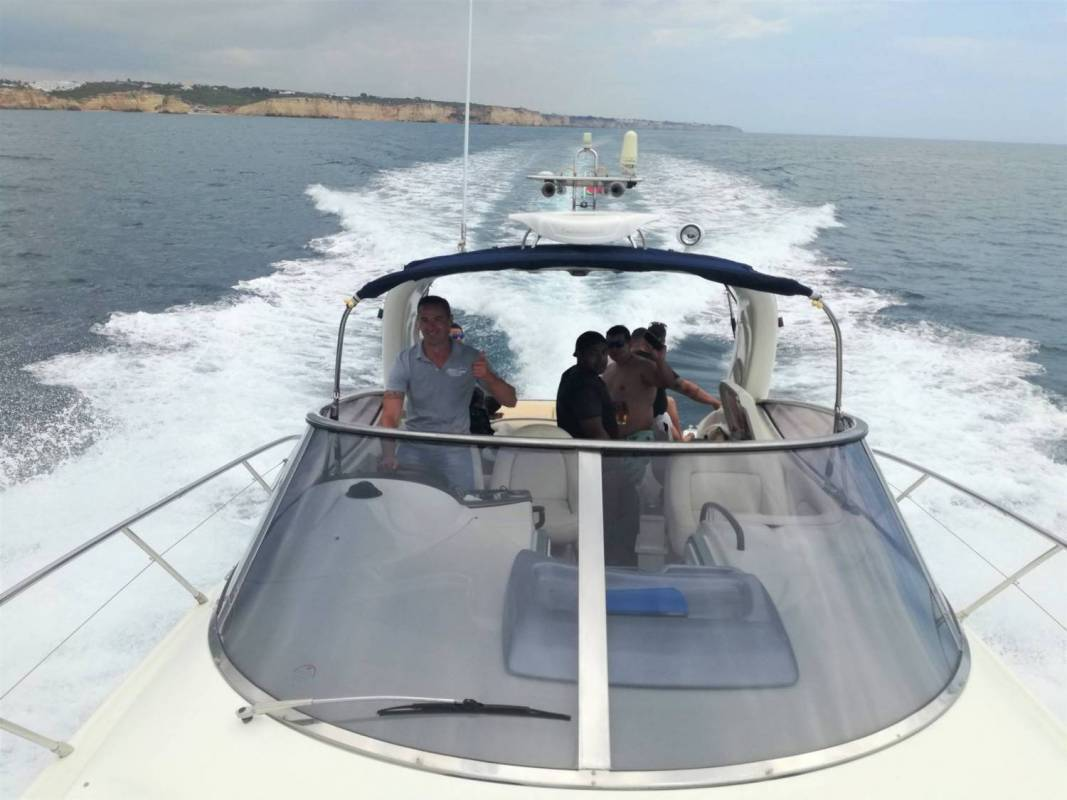 Half Day Lagos Yacht Charter (3,5H - Morning)