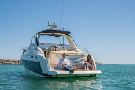 From Lagos: Half Day (3,5-Hours) Private Yacht Charter With Drinks