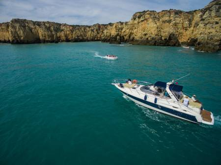 Desde Lagos: Full Day Private Yacht Charter.