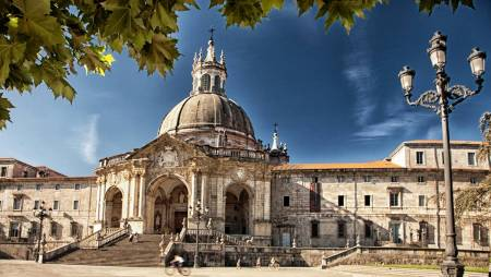 Sanctuary Of Loyola, Getaria, Zarautz Und San Sebastian Ganztagestour