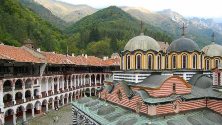 Rila Monastery and Boyana Church Tour