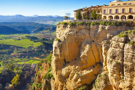 From Seville: Private Day Trip To Ronda & Setenil De Las Bodegas