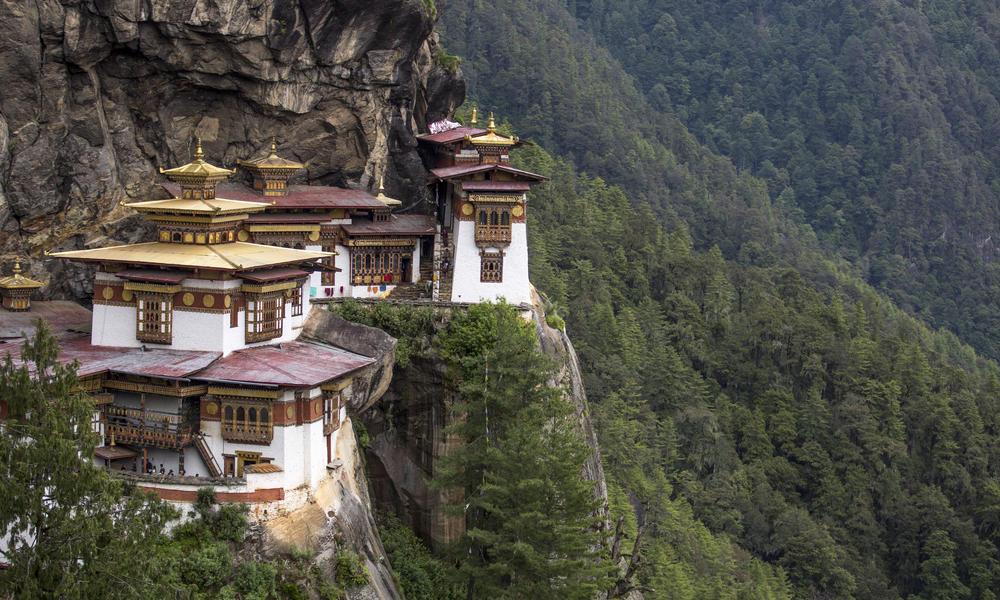 Bhutan Tour 5 Nights 6 Days