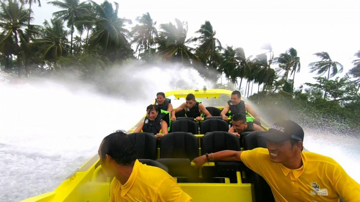 Tornado Water Xtreme - Koh Samui, Surat Thani