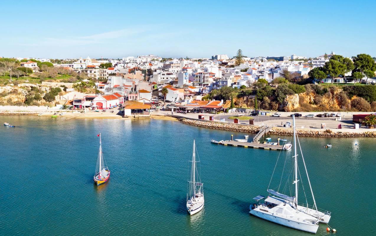 Alvor Boat Tour Departing From Portimão