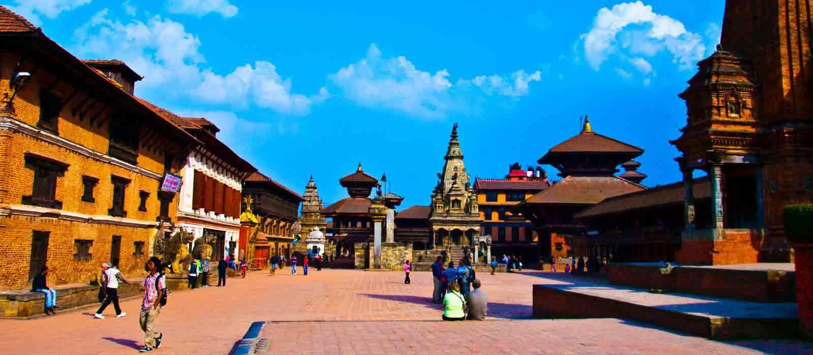 Private Tour To Nagarkot Sunrise and Bhaktapur Durbar Square