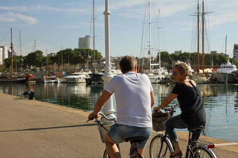 Barcelona Bike Tour